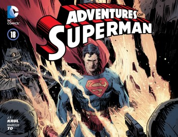 Download Adventures of Superman #18