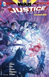 Download Justice League #23