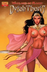 Download Warlord of Mars Dejah Thoris #29