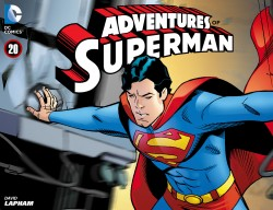 Download Adventures of Superman #20