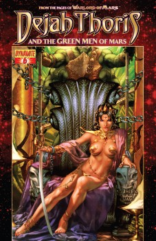 Download Dejah Thoris and the Green Men of Mars #6