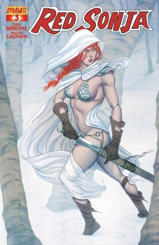 Download Red Sonja (vol. 2) #3
