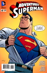 Download Adventures of Superman #4