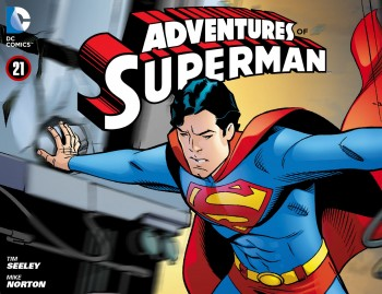 Download Adventures of Superman #21