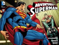 Download Adventures of Superman #22