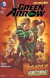 Download Green Arrow #24
