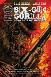 Download Six-Gun Gorilla - Long Days of Vengeance #02