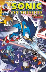 Download Sonic the Hedgehog #253