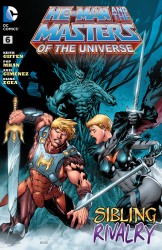Download He-Man and the Masters of the Universe #6