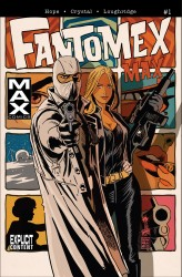 Download Fantomex MAX #01