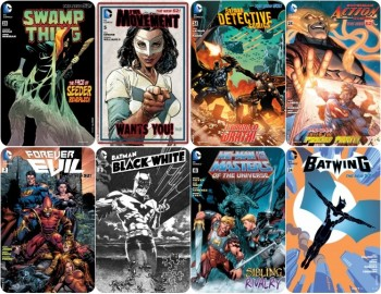 Download Collection DC - The New 52 (02.10.2013, week 40)
