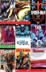 Download Collection Marvel (02.10.2013, week 40)