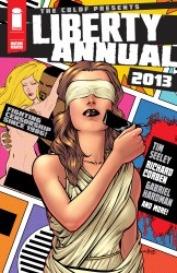 Download CBLDF Liberty Annual 2013