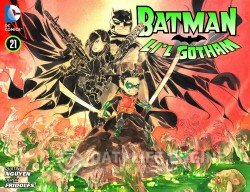 Download Batman Li'l Gotham #21
