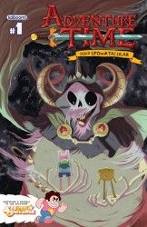 Download Adventure Time Spoooktacular #1