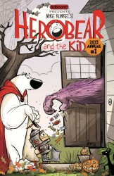 Download Herobear and the Kid - Annual