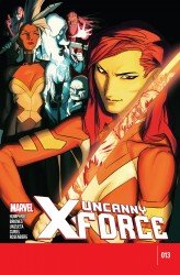 Download Uncanny X-Force #13