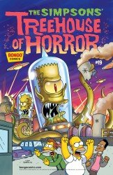 Download The Simpsons Treehouse of Horror #19