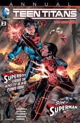 Download Teen Titans Annual #2