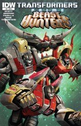Download Transformers Prime - Beast Hunters #6