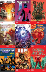 Download Collection Marvel (11.06.2014, week 23)