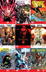 Download Collection Marvel (25.06.2014, week 25)