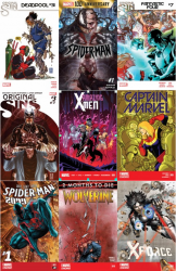 Download Collection Marvel (09.07.2014, week 27)