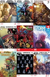 Download Collection Marvel (23.07.2014, week 29)