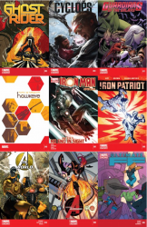 Download Collection Marvel (30.07.2014, week 30)