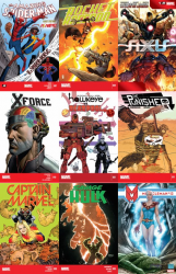 Download Collection Marvel (08.10.2014, week 40)