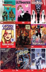 Download Collection Marvel (12.11.2014, week 45)
