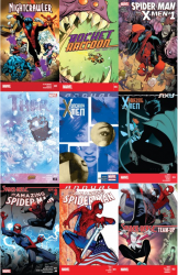Download Collection Marvel (10.12.2014, week 49)