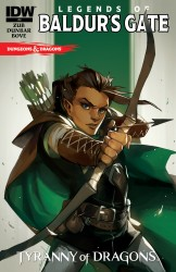 Download Dungeons & Dragons - Legends of Baldur's Gate #04