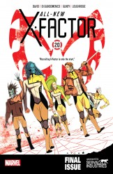 Download All-New X-Factor #20