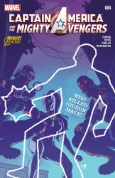 Download Captain America and the Mighty Avengers #04