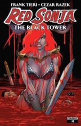 Download Red Sonja The Black Tower #04