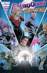 Download Galaxy Quest - The Journey Continues #01