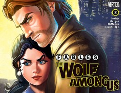 Download Fables - The Wolf Among Us #08