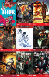 Download Collection Marvel (28.01.2015, week 04)