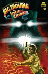 Download Big Trouble in Little China #08