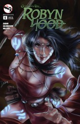 Download Grimm Fairy Tales Presents Robyn Hood #06