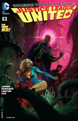 Download Justice League United #9