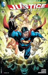 Download Justice League #39
