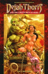 Download Warlord of Mars - Dejah Thoris and the Green Men of Mars (1-2 series) TPB