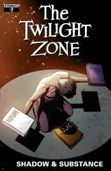Download Twilight Zone Shadow And Substance #02