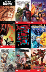 Download Collection Marvel (25.02.2015, week 08)