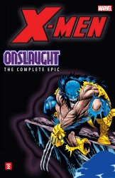 Download X-Men - The Complete Onslaught Epic - Book 2