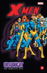 Download X-Men - The Complete Onslaught Epic - Book 4