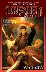 Download The Dresden Files - War Cry Vol.1 (TPB)