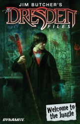 Download The Dresden Files - Welcome to the Jungle Vol.1 (TPB)